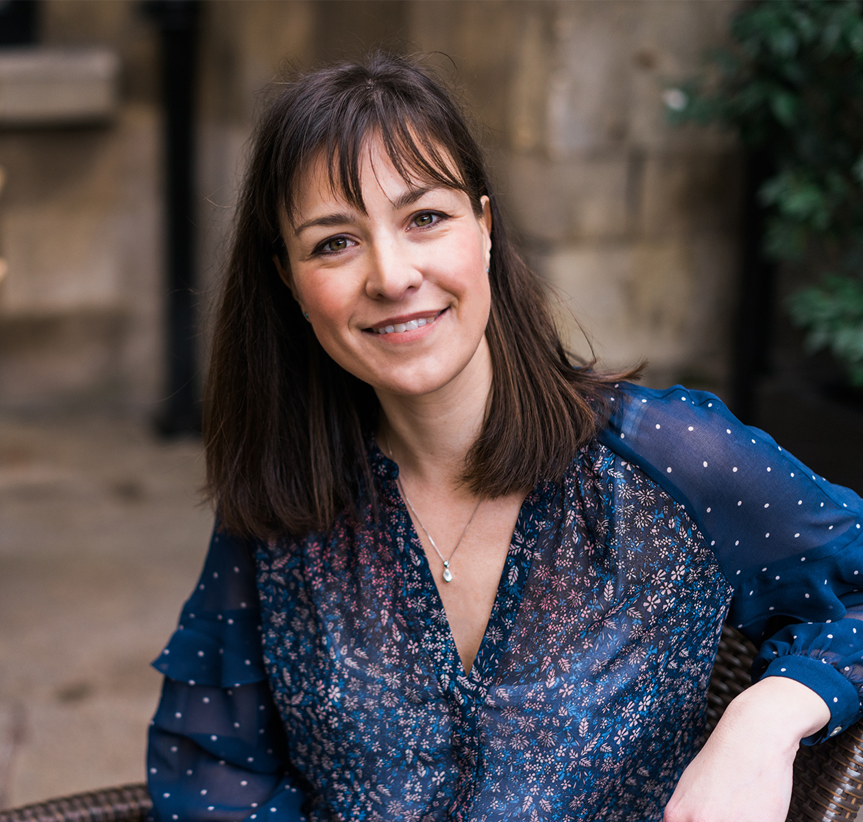 Louise Goss, founder and editor in chief of The Homeworker Magazine.