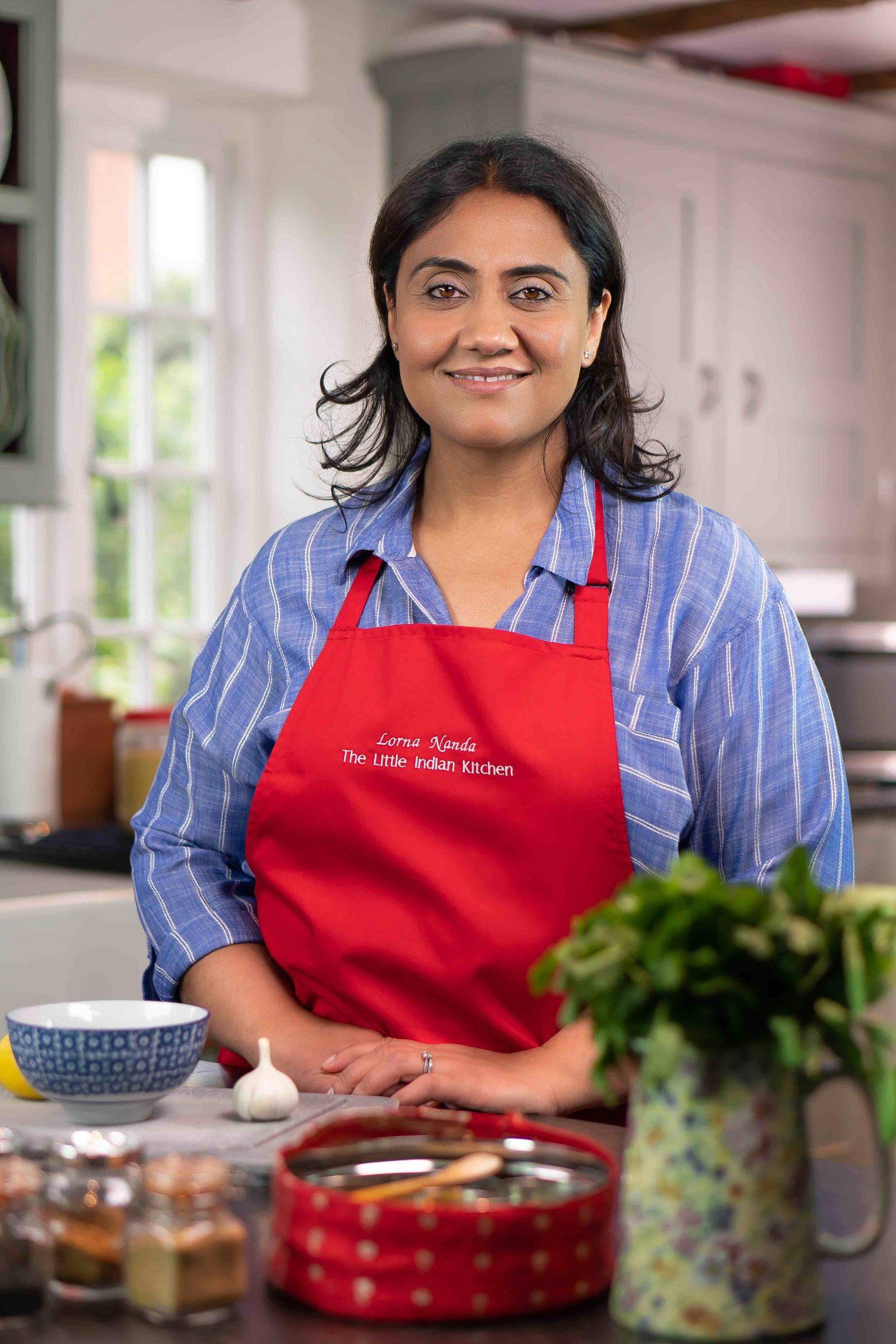Lorna Nanda Gangotra, a successful woman in business as featured in The Homeworker