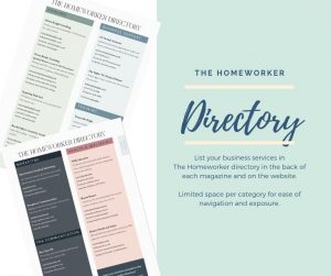 the homeworker business directory