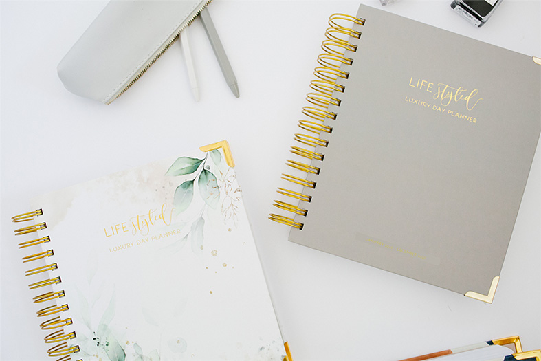 The Homeworker reviews Lifestyled planner