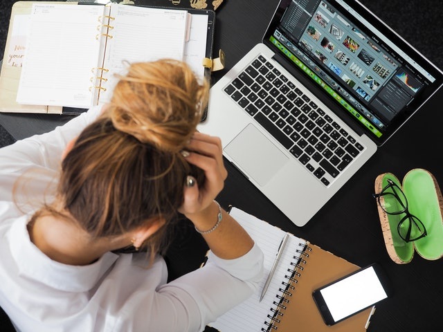 stress when working from home, mental health impact of homeworking