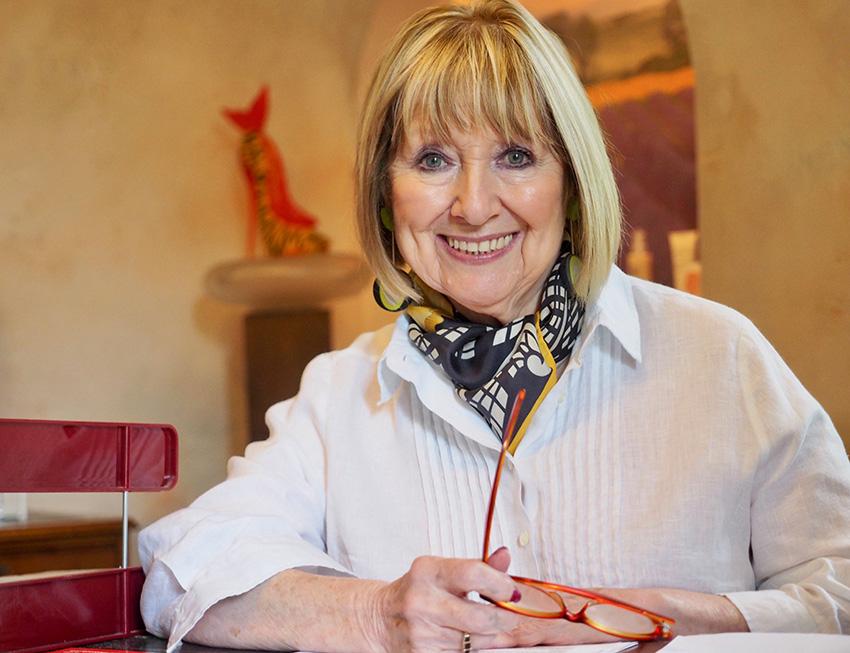 Annette Foley-Craigen founder of B-Line Beauty