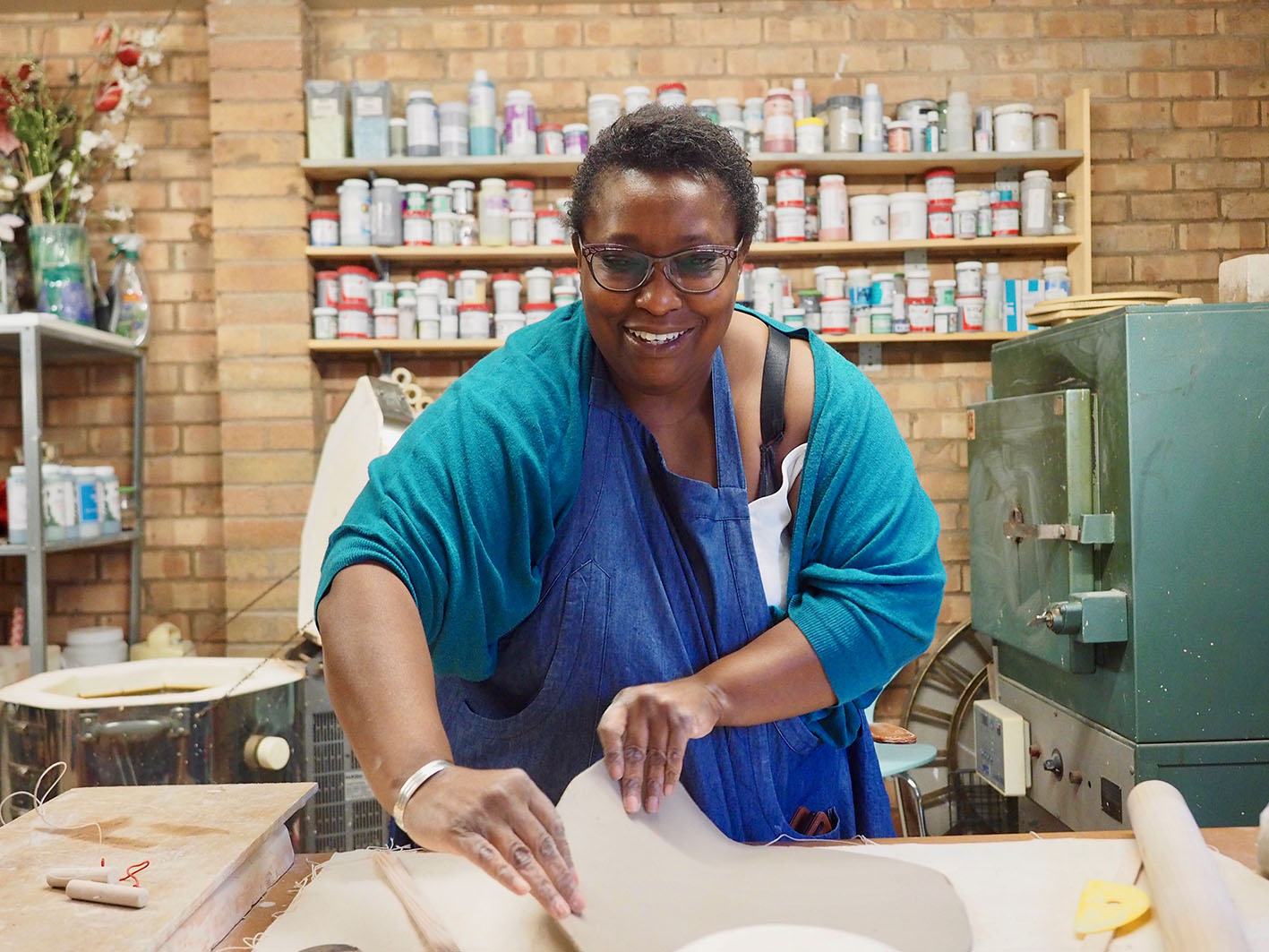 Mandy Sterling Elemental Ceramics interviewed for The Homeworker