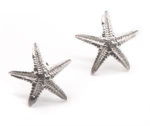 Starfish studs, Dainty London