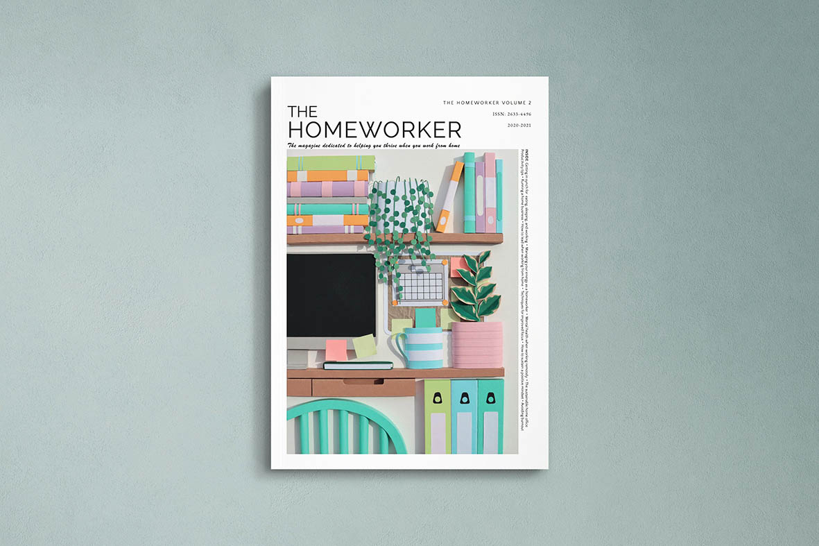 THE HOMEWORKER MAGAZINE: THE COMPLETE GUIDE - VOLUME 2