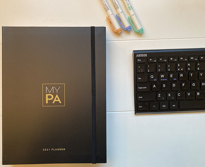 one of the best planners for 2021 - MyPA comprehensive planning tools