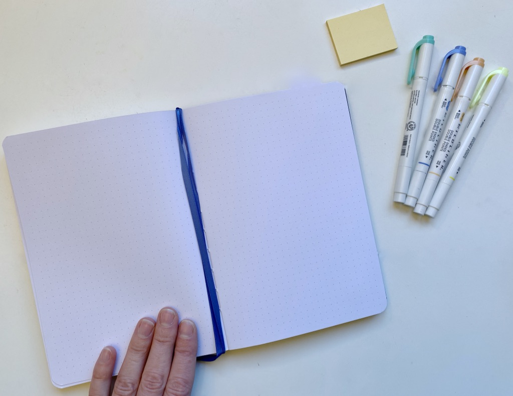 one of the best planners for 2021 - Notebook Therapy bullet journal