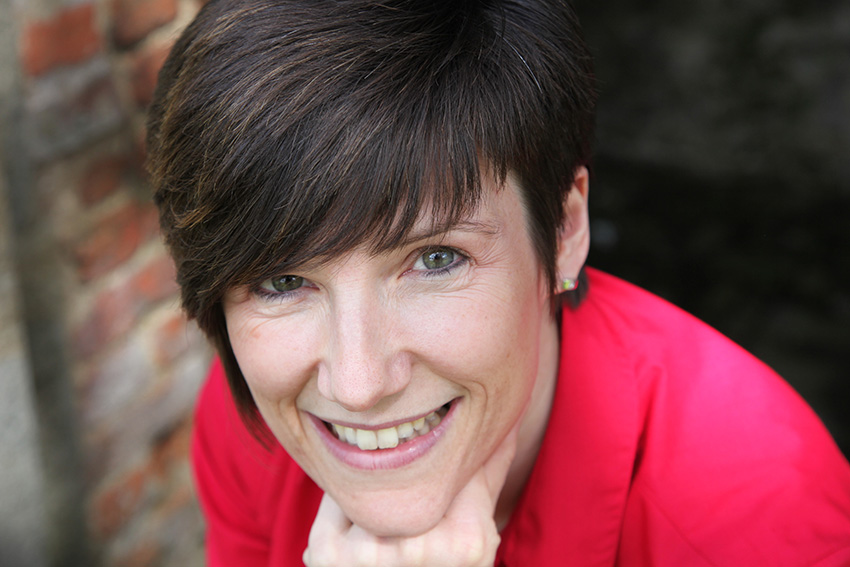 Jo Dodds, coach for home-based businesses, coaches, and consultants