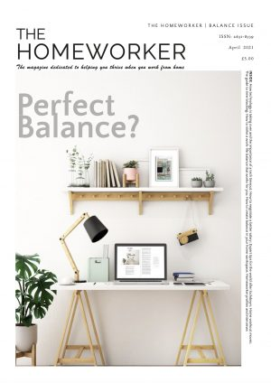 THE HOMEWORKER ISSUE 10 COVER