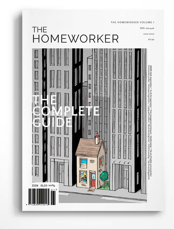 The Homeworker magazine volume 1