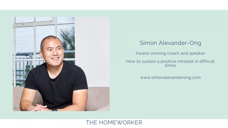 the homeworker tea break simon alexander Ong mindset