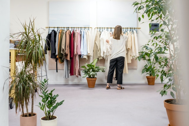 sustainable clothing for working from home