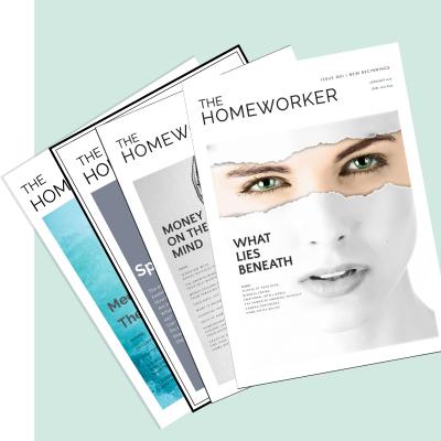 The Homeworker magazine bundle